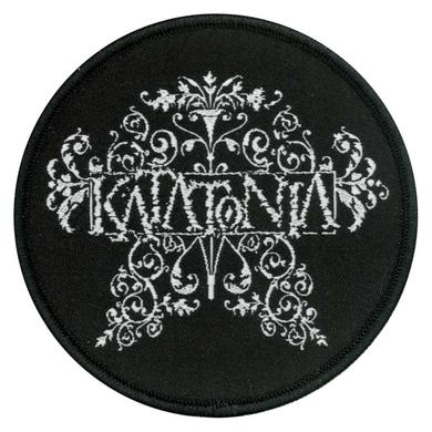 Katatonia Circle Logo Patch