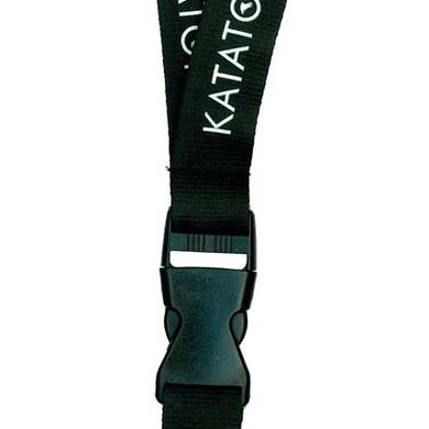 Katatonia Crow Logo Lanyards
