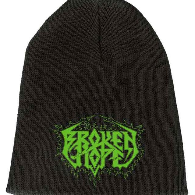 Broken Hope Embroidered Logo 9in Beanie