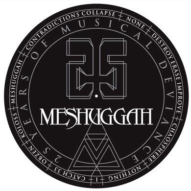 MESHUGGAH 25th Anniversary Slip Mat