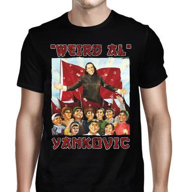 Weird Al Yankovic Chairman Al T-Shirt