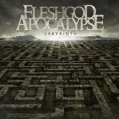 Fleshgod Apocalypse Labyrinth CD