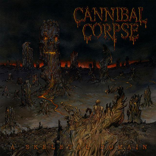 Cannibal Corpse A Skeletal Domain CD