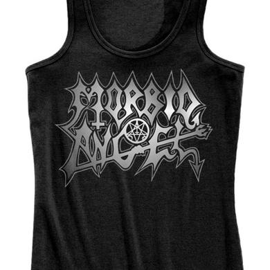 Morbid Angel Logo Ladies Tank Top