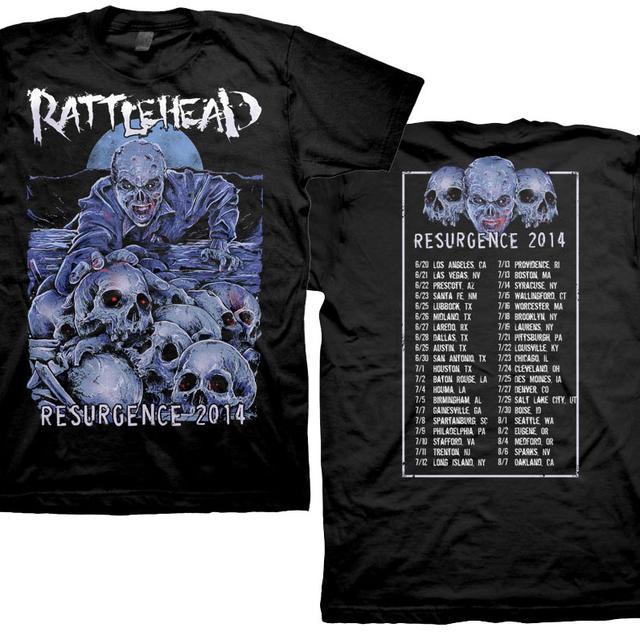 Rattlehead Resurgance T-Shirt
