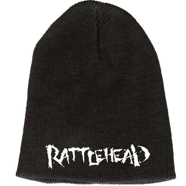 Rattlehead Embroidered Beanie