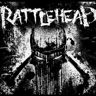 Rattlehead Printed Patch