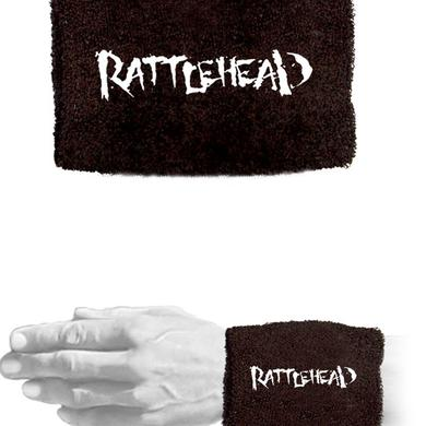 Rattlehead Embroidered Wristband