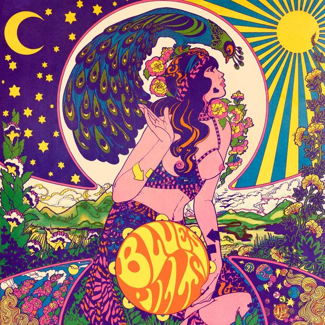 Blues Pills - Self Titled CD/DVD Digipak