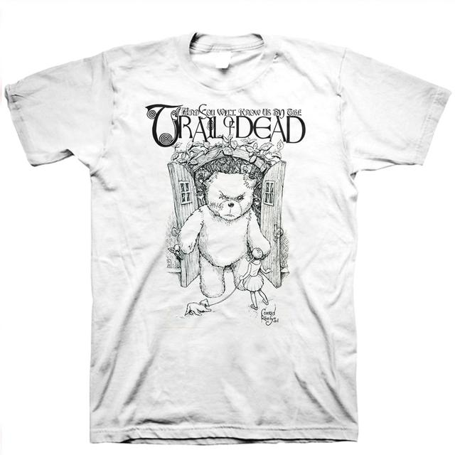...And You Will Know Us by the Trail of Dead Teddy T-Shirt