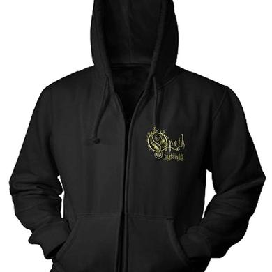 Opeth Embroidered Green Watershed Logo