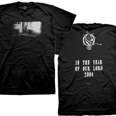 Opeth Damnation - 2004 Year of the Lord T-Shirt