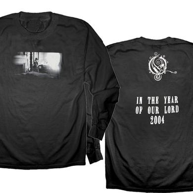 Opeth Damnation - 2004 Year of the Lord Longsleeve