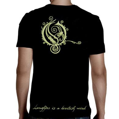 Opeth Jorge Pic - Devilish Laughter T-Shirt