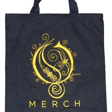 Opeth Omerch Logo Tote Bags