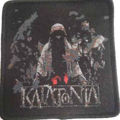 Katatonia Night is the New Day - Square Patch