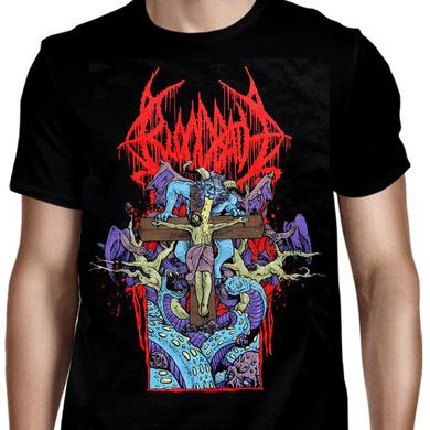Bloodbath Mock the Cross T-Shirt