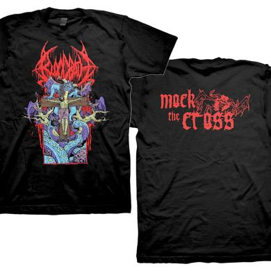 Bloodbath Mock the Cross T-Shirt