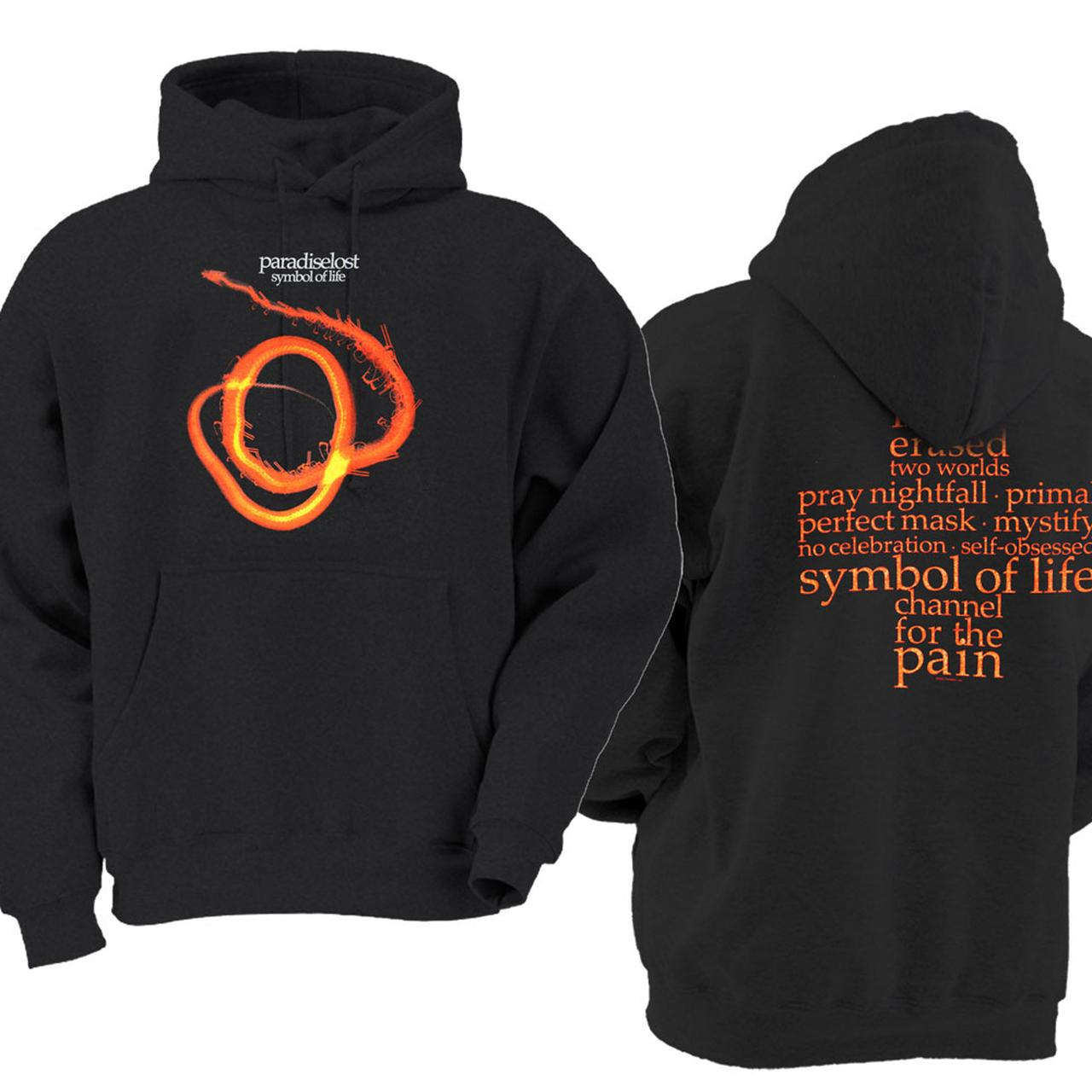 Paradise Lost Symbol Of Life Pullover Hoodie