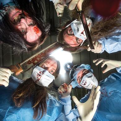 Carcass Band Poster