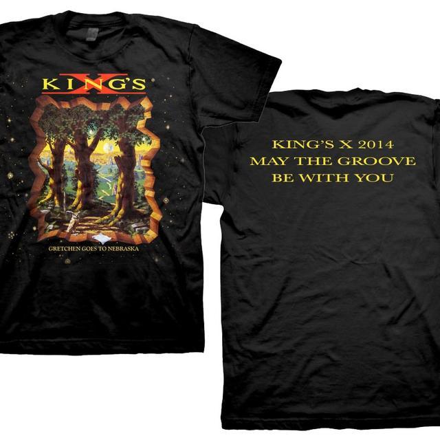 Kings X Gretchen Goes To Nebraska T-Shirt