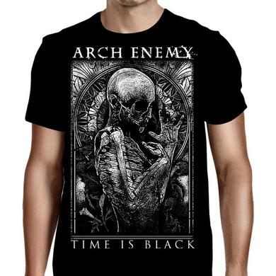 Arch Enemy Time is Black T-Shirt