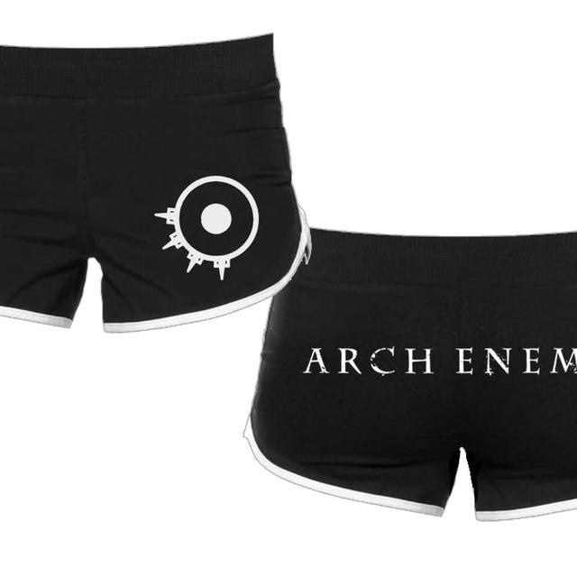 Arch Enemy Ladies Running Shorts