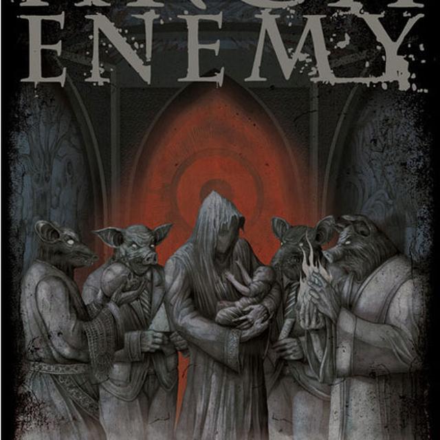 Arch Enemy War Eternal Poster Flag