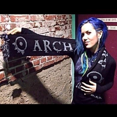 Arch Enemy Scarf