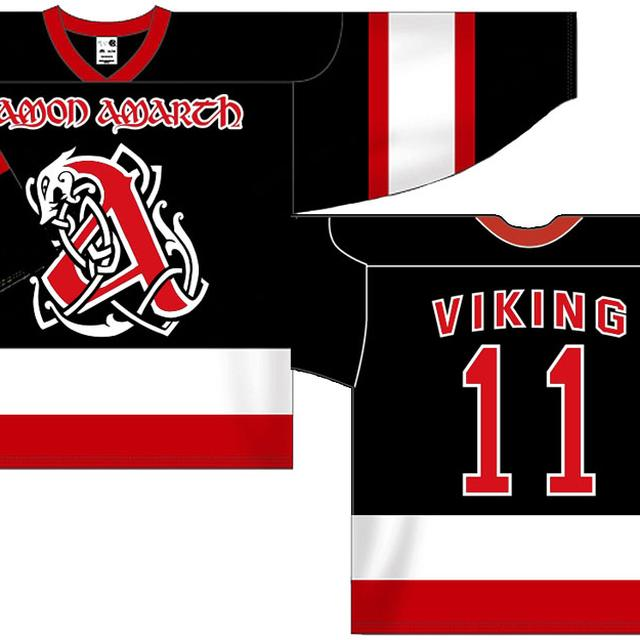 Amon Amarth Hockey Jersey