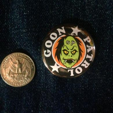 Dirty Donny Goon Patrol 1.5in Button