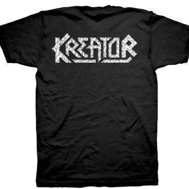 Kreator Face / Logo T-Shirt