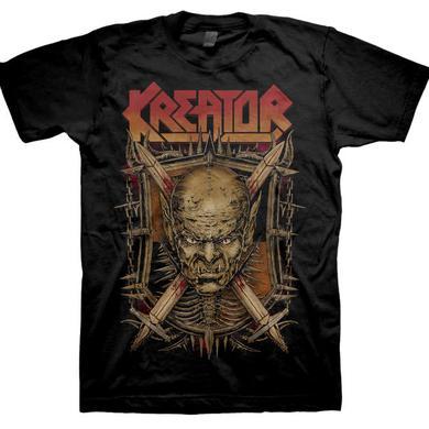 Kreator Crest German Thrash Metal T-Shirt