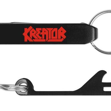 Kreator Logo Keychain Bottle Opener