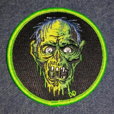 Dirty Donny Zombor Patch