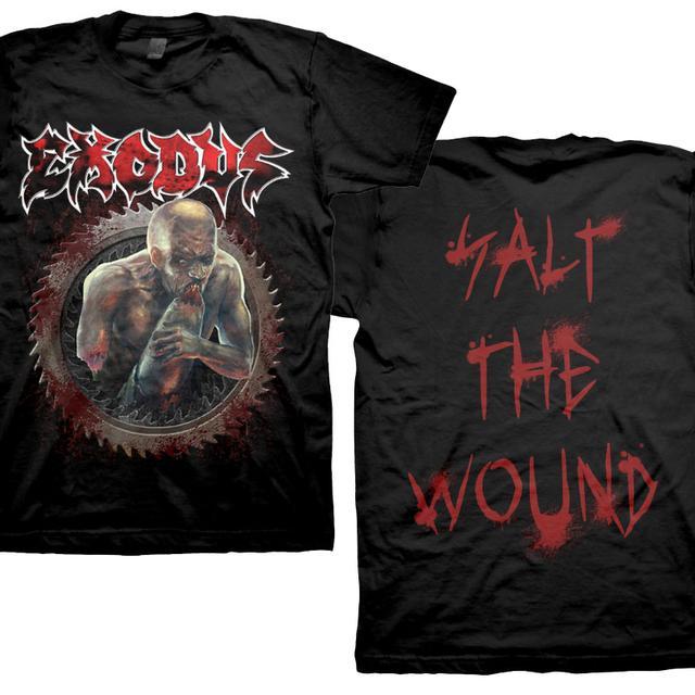 Exodus Salt the Wound T-Shirt