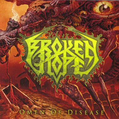 Broken Hope Omen Of Disease CD/DVD Digipak