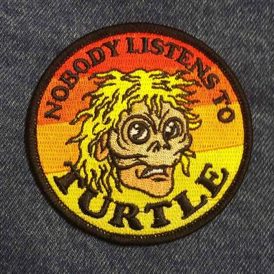 Dirty Donny Turtle Patch