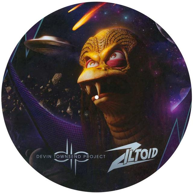 Devin Townsend Project Ziltoid Slipmat