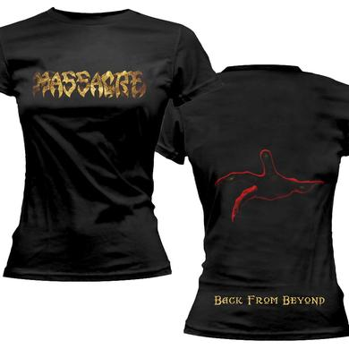 Massacre Back From Beyond - Ladies Tee
