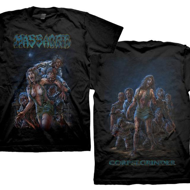 Massacre Corpsegrinder T-Shirt