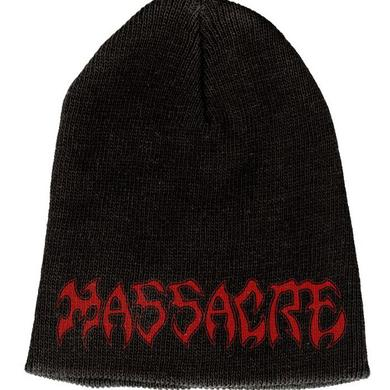 Massacre Logo 9in Beanie
