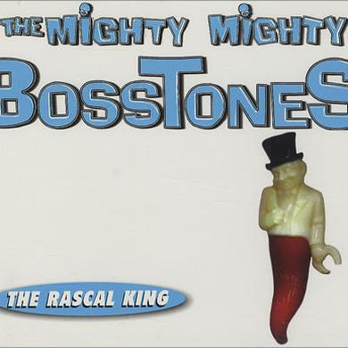 Mighty Mighty Bosstones The Rascal King 7in Blue Vinyl