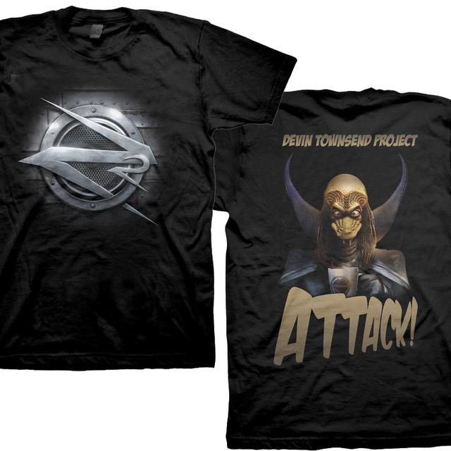 Devin Townsend Project Attack T-Shirt