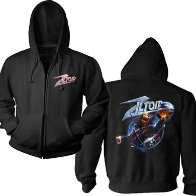 Devin Townsend Project Dark Matter Zip Hoodie