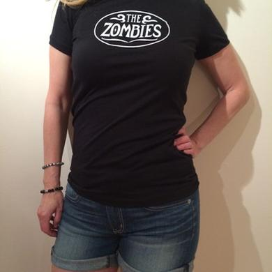 The Zombies Zombie Logo Ladies Tee
