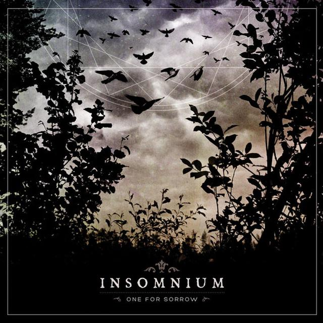 Insomnium One for Sorrow CD