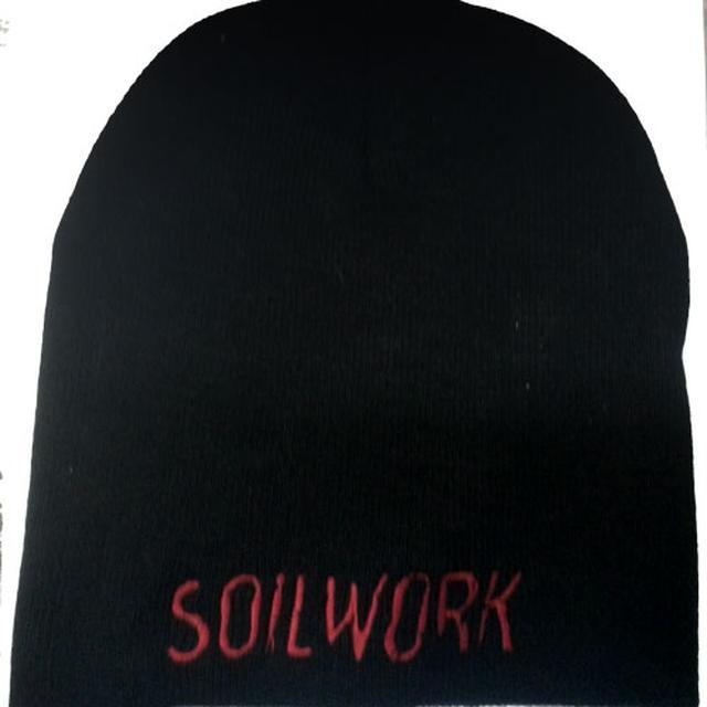 Soilwork Embroidered Logo Beanie