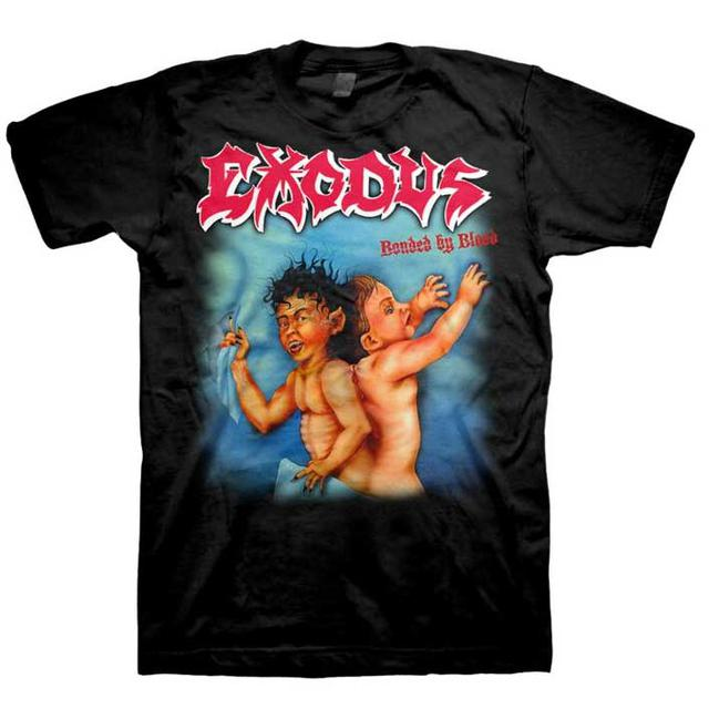 Exodus Bonded By Blood T-Shirt