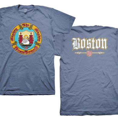 Mighty Mighty Bosstones 50th Anniversary Heather Blue Tee